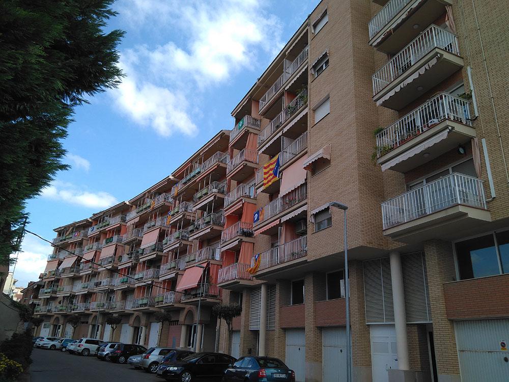 Balaguer, Carrer Molí del Comte