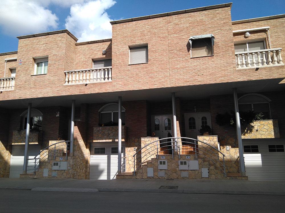 Balaguer, Carrer Sant Pere Martir