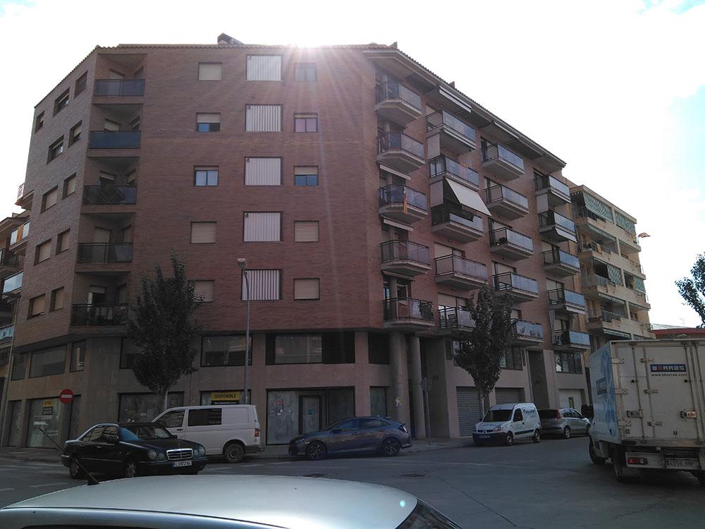 Balaguer, Carrer Barcelona